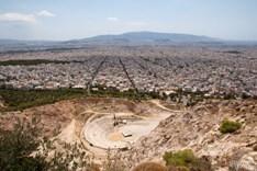 Μία Κηπούπολη δυτικά της Αθήνας