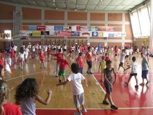 Ολοκληρώθηκε το πρόγραμμα των καλοκαιρινών αθλητικών δραστηριοτήτων.