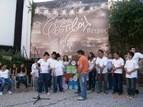 Καλοκαιρινή εκδήλωση - παράσταση του τμήματος ΑΜΕΑ
