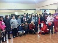 Χριστουγεννιάτικη  Γιορτή του Τμήματος ΑΜΕΑ του Δήμου Πετρούπολης