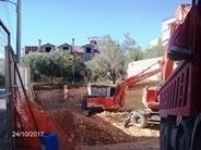 Εργασίες κατασκευής του δεύτερου ιδιόκτητου παιδικού σταθμού.