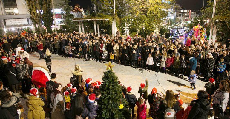 """Τα """"Μαγικά Χριστούγεννα"""" των Δημοτικών Παιδικών Σταθμών!"""