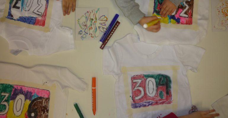 Πολύ όμορφες εντυπώσεις αποκόμισαν τα παιδιά των Δημοτικών Παιδικών Σταθμώναπό την ξενάγησή τους στο Εργαστήρι Ζωγραφικής!