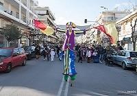 Χρώματα, Κέφι και Ενθουσιασμός στην Καρναβαλική Παρέλαση της πόλης μας!