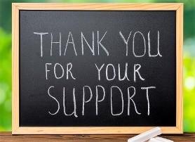 Μικτρογραφία ευχαριστούμε για την υποστήριξη.