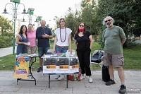 Ολοκληρώθηκε η πρώτη Δράση για την «Παγκόσμια Ημέρα Κατά των Ναρκωτικών» στον Δήμο Πετρούπολης από το Κέντρο Πρόληψης ΦΑΕΘΩΝ