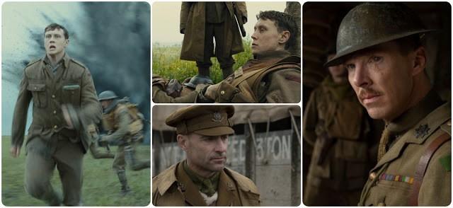 """Στιγμιότυπα της ταινίας """"1917"""""""