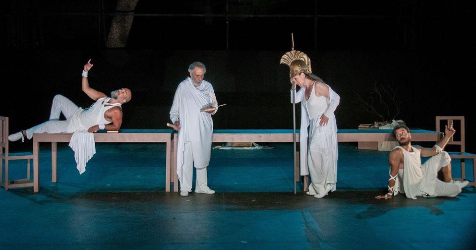 Φωτογραφία από την παράσταση