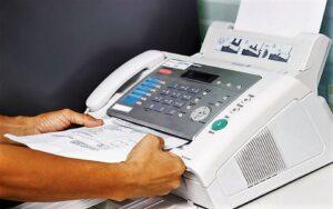Καταργείται η διακίνηση μέσω τηλεομοιοτυπίας (fax) στο Δημόσιο.