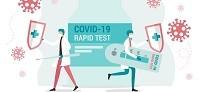 Διενέργεια Δωρεάν τεστ ταχείας ανίχνευσης (rapid test) κρουσμάτων Covid-19 για τους πολίτες του Δήμου Πετρούπολης.