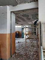 Επισκευές και εργασίες αποκατάστασης στο 3ο Γυμνάσιο του Δήμου Πετρούπολης
