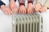 Θερμαινόμενος χώρος στον Δήμο Πετρούπολης