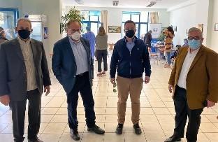 Ολοκληρώθηκε η διενέργεια των δωρεάν Rapid Tests σε συνεργασία με την Περιφέρεια Αττικής και τον Ιατρικό Σύλλογο Αθηνών.