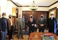 Συνάντηση του Δημάρχου Πετρούπολης Στέφανου Βλάχου, με τους Αναπληρωτές Υπουργούς Στέλιο Πέτσα & Μιλτιάδη Βαρβιτσιώτη