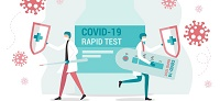 Διενέργεια Δωρεάν τεστ ταχείας ανίχνευσης (rapid test) κρουσμάτων Covid-19 για τους πολίτες του Δήμου Πετρούπολης