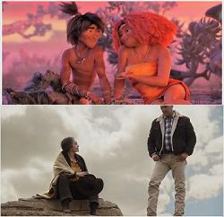 Θερινός Κινηματογράφος Πετρούπολης: Προβολή δύο Ταινιών «Οι Κρούντς 2: Νέα Εποχή / The Croods: A New Age» & «Οικογενειακοί Δεσμοί / Let Him Go»