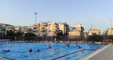 Το Δημοτικό Κολυμβητήριο Πετρούπολης φιλοξένησε τη Β' Εθνική Ανδρών του Πρωταθλήματος Υδατοσφαίρισης