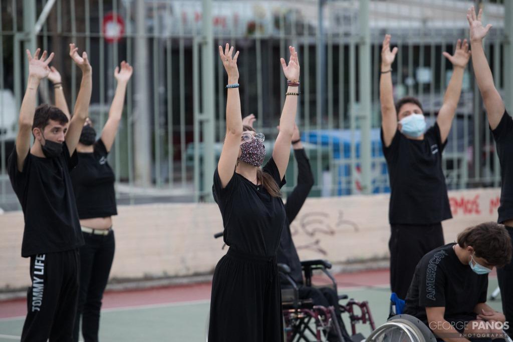 Με έναν «Ύμνο για τη ζωή και την υπέρβαση» ολοκληρώθηκαν οι δράσεις του Δήμου Πετρούπολης στο πλαίσιο της Ευρωπαϊκής Εβδομάδας Κινητικότητας